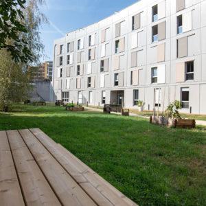 Groupe Cardinal - Residence Etudiantes Alchimie - @Maurice Azoulay
