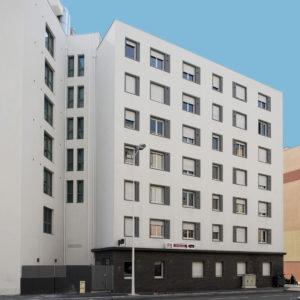 Groupe Cardinal - Résidence etudiants EPSILON @BBC Architectes