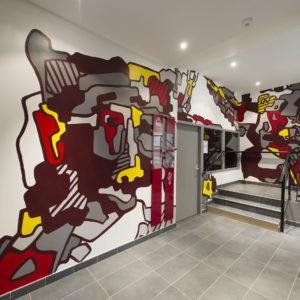 Groupe Cardinal - Résidence étudiante BAKARA - @CRB Architectes