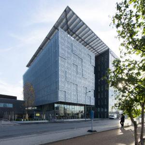 Groupe Cardinal - VEOLIA - @Architectes Hubert Godet