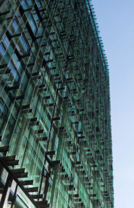 Groupe Cardinal - LE CRYSTALLIN - @Sud Architectes - @Guillaume PERRET - exterieur