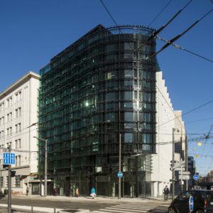 Groupe Cardinal - LE CRYSTALLIN - @Sud Architectes - @Guillaume PERRET - exterieur