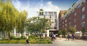 Groupe Cardinal - Saint-Ouen rue des Rosiers - BBC Architectes - MOB House by Starck