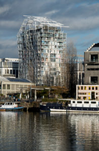 Groupe Cardinal -Ycone by Jean Nouvel - photo Guillaume Perret