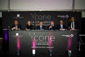 Groupe Cardinal - Ycone - inauguration