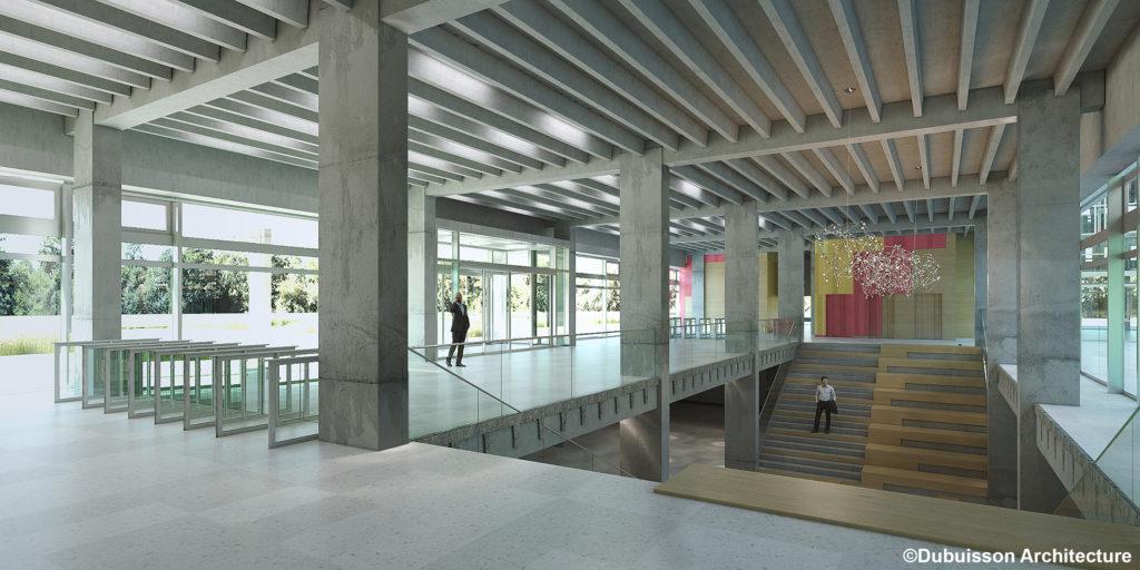 Groupe Cardinal - Akka Rocquencourt©Dubuisson Architecture