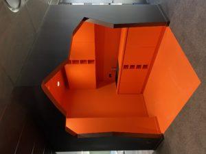 Groupe Cardinal - Bandai - Intérieur orange©Aurélien Aumond (2)