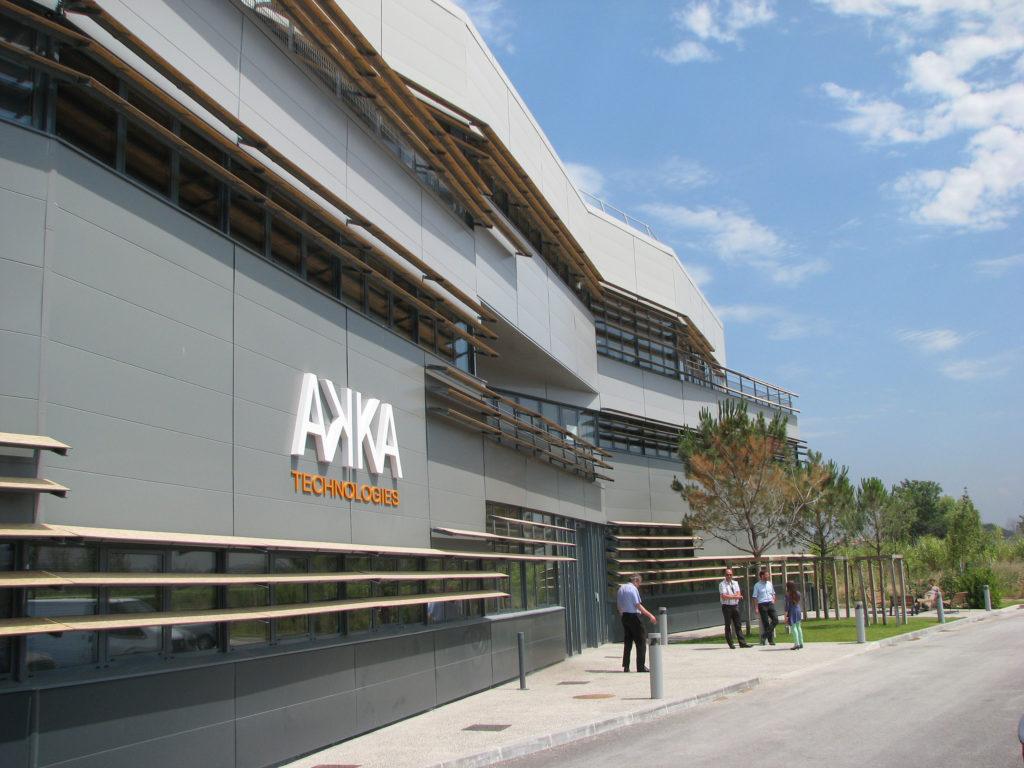 Groupe Cardinal - AKKA TECHNOLOGIES - Marignane