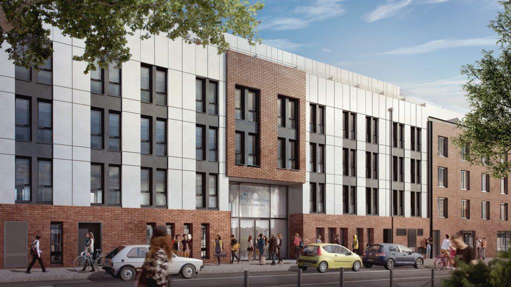 Groupe Cardinal - DAUPHINE Housing - Exterieur