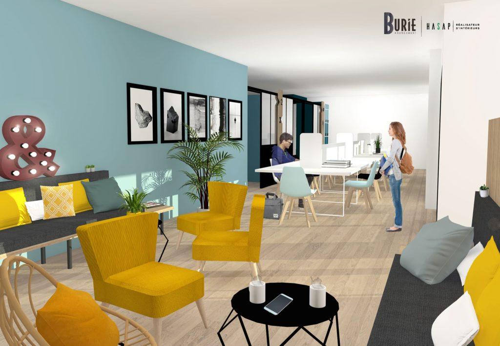 Groupe Cardinal - DAUPHINE Housing - Residence Dauphine
