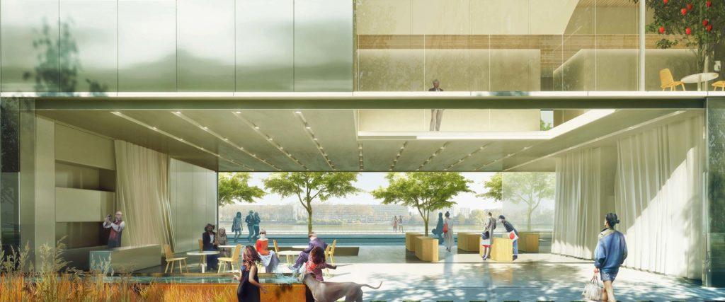 Groupe Cardinal - LUMEN - a+ samuel delmas architecture @Karol-Borkowski-showroom-interieur