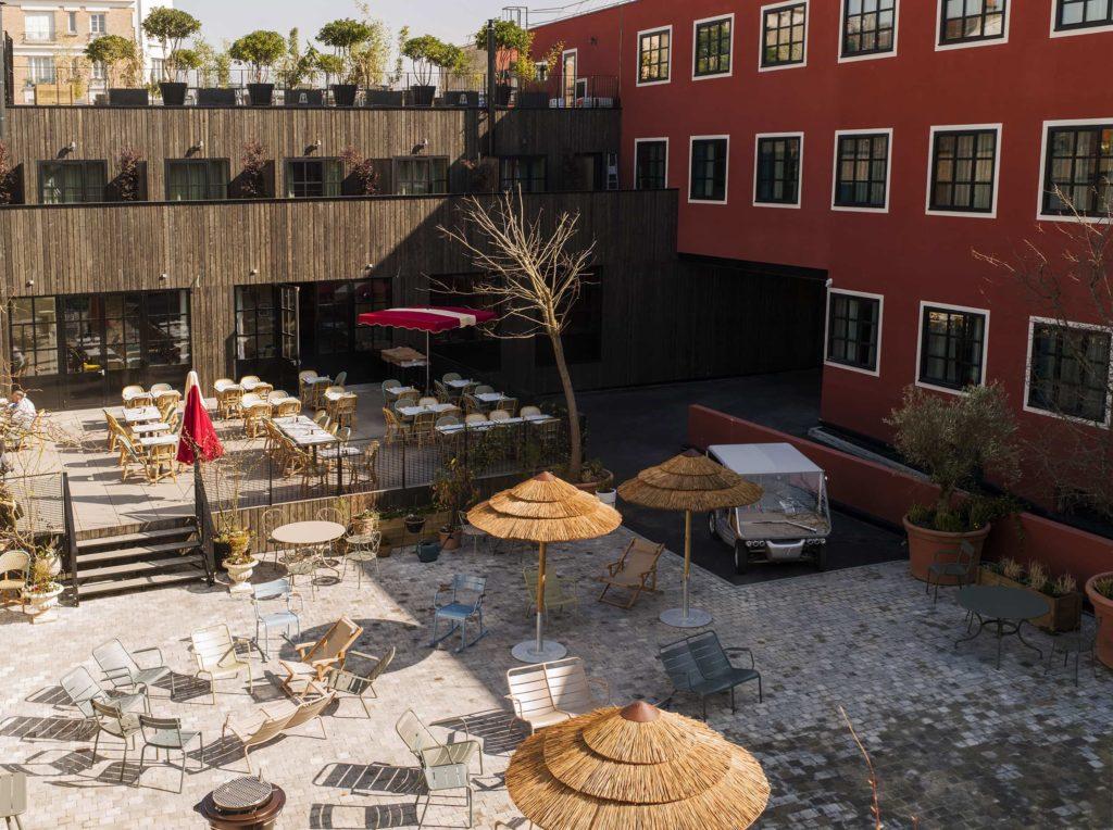 Groupe Cardinal - MOB Les Puces - @BBC Architectes