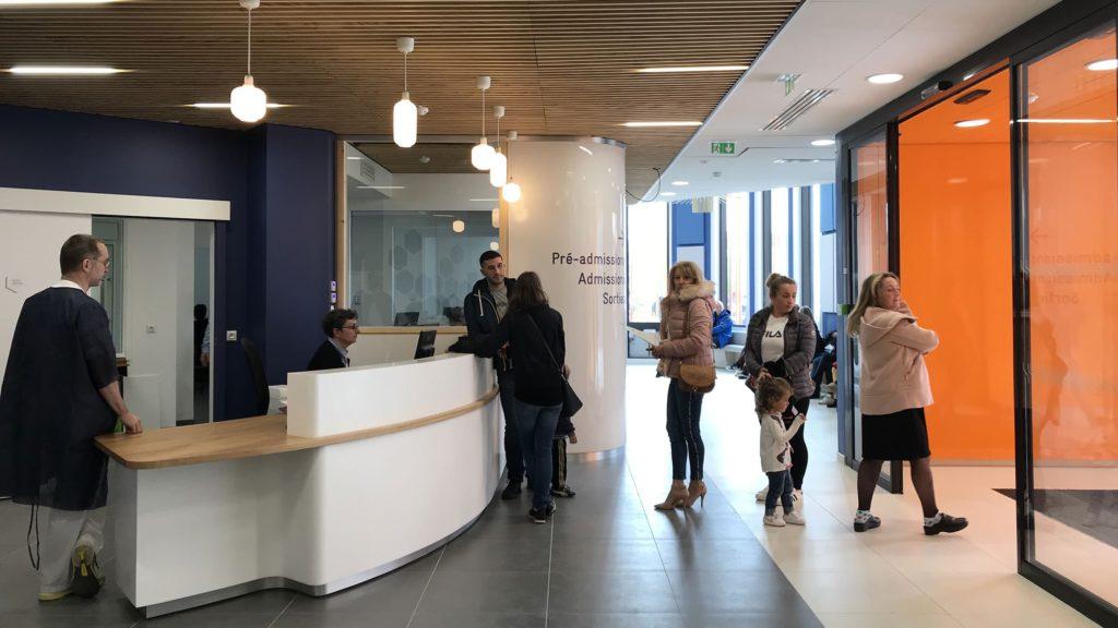 Groupe Cardinal - Nouvelle Clinique Bordeaux Tondu - NCBT