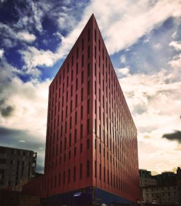 Groupe Cardinal - Saint Etienne Poste Weiss - ECDM archi - Photo Mathias Alibert