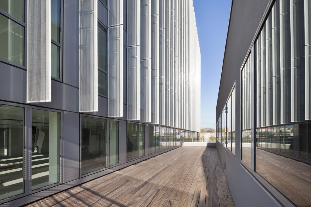 Groupe Cardinal - VEOLIA - @Hubert-Godet-Architectes photographes- @Luc-Boegly et @Mathieu-Ducros
