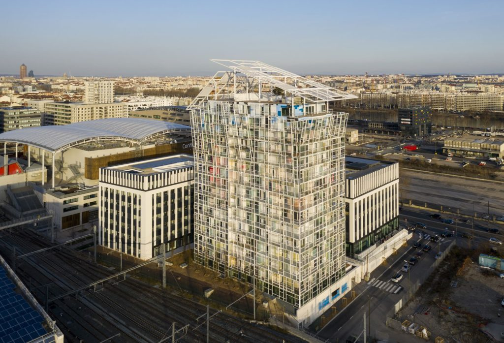 Groupe Cardinal - YCONE by Jean NOUVEL _ @Guillaume PERRET