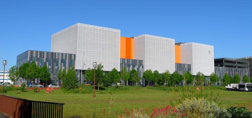 Groupe Cardinal - Siège Régional AKKA Technologie Toulouse Blagnac Architecte Hubert Godet - Photo Manuel Fernandez