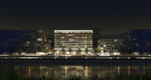Groupe Cardinal : Lumen, la Cité de la Lumière à Lyon Confluence