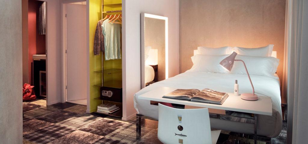 Groupe Cardinal - réalisation hôtel MAMA SHELTER Marseille