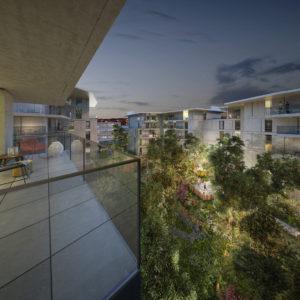 Groupe Cardinal - The Island - Jakob+MacFarlane et Portal Teissier architecture- Castelnau le Lez -