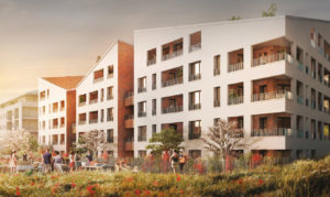Groupe Cardinal - Saint-Just-Chaleyssin- programme logement