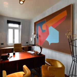 Groupe Cardinal - tertiaire - rue Cambaceres - bureaux siege Cardinal