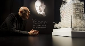 Groupe Cardinal - Ycone by Jean Nouvel