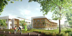 Groupe Cardinal - La Ruche, siège de Bjorg Bonneterre et Cie - Z architecture