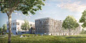 Groupe cardinal - siège Bjorg, Bonneterre et Cie - Z Architecture