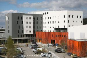 Groupe Cardinal - Inauguration de la Nouvelle Clinique de Bordeaux Tondu