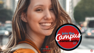 Cardinal Campus : join the campus community
