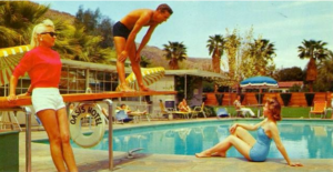 groupe-cardinal-mandelieu-carte-postale-palm-springs-fifties