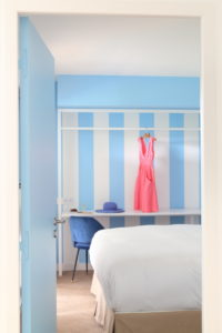 ©Ludovic Maisant - Groupe Cardinal - Casarose - chambre bleue