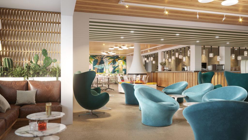 Groupe Cardinal Casarose Lounge ©Eric Boyer