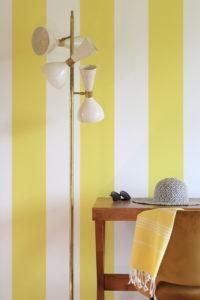 ©Ludovic Maisant - Groupe Cardinal - Casarose - chambre jaune