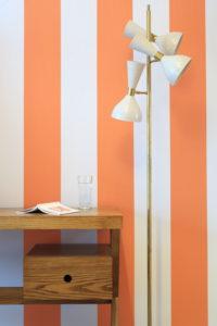 ©Ludovic Maisant - Groupe Cardinal - Casarose - chambre orange