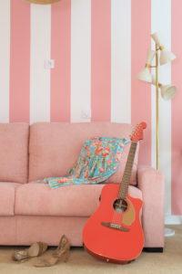 ©Ludovic Maisant - Groupe Cardinal - Casarose - chambre rose