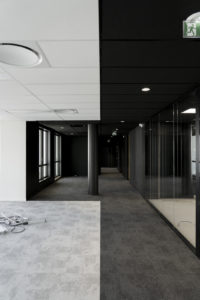 Groupe Cardinal - Bandai - Intérieur noir et blanc©Aurélien Aumond